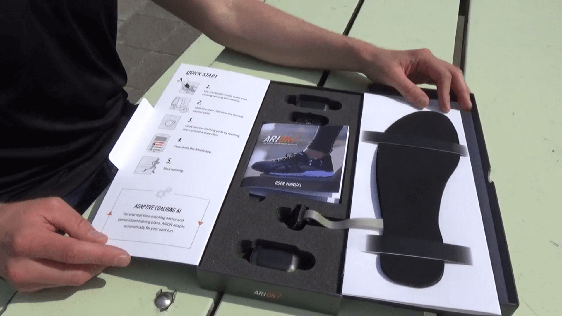 ARION Unboxing & Product Demo