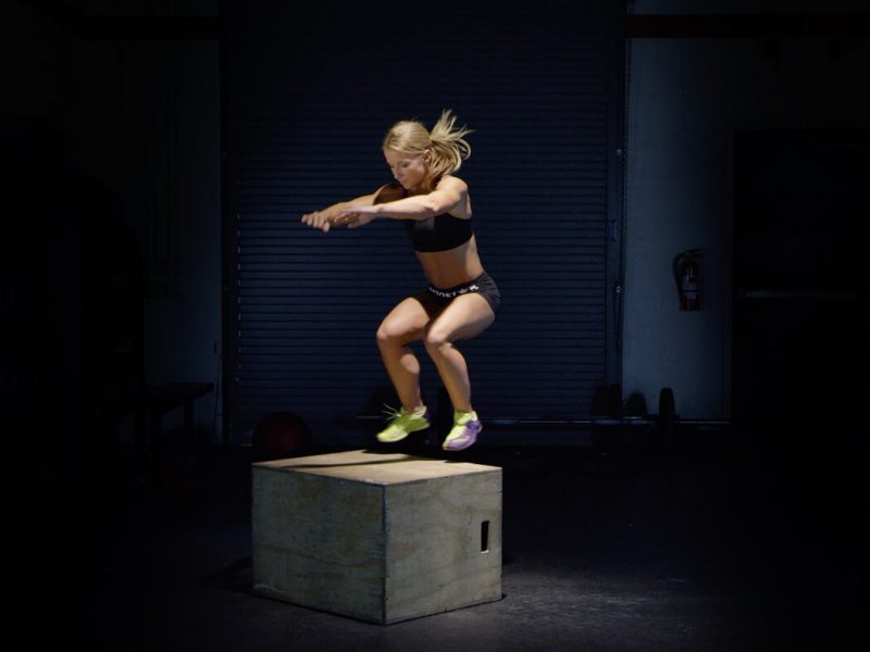 plyometric training for running
