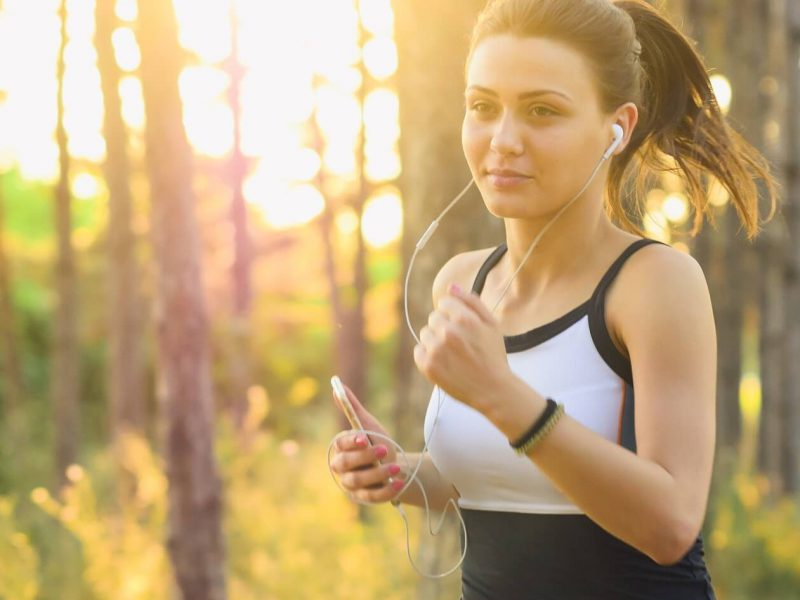 running slower increase efficiency