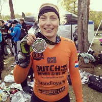 Andrea van Lieshout<br><i>Dutch world championship OCR and trail runner</i>