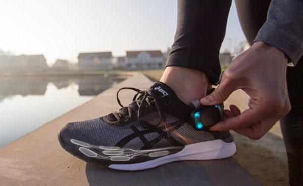ARION running wearable sensors