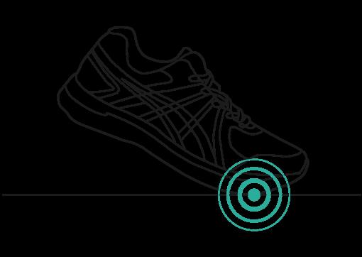 running footstrike