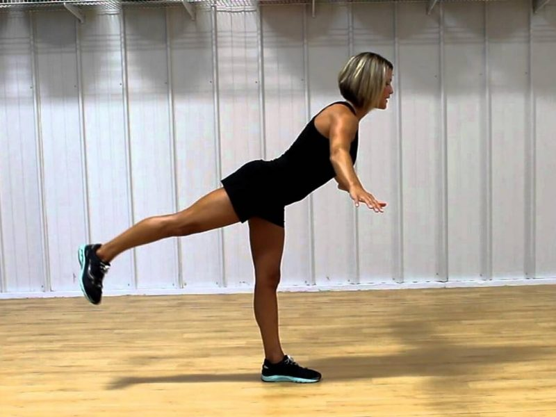 balance exercises for running