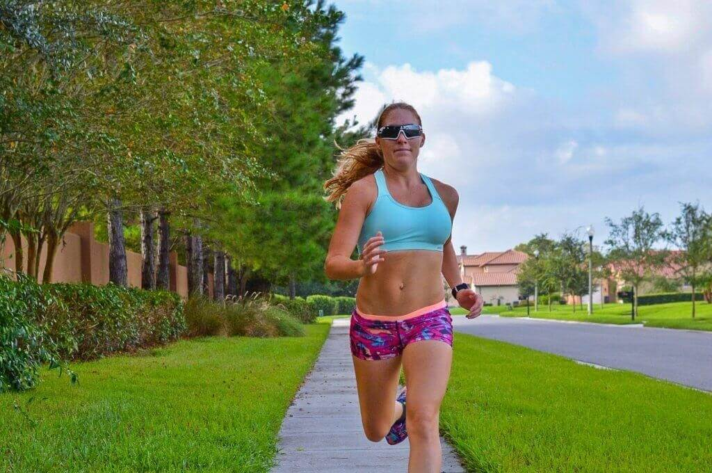 Exercises to run with a slightly wider stride width